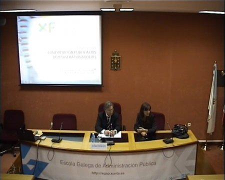 Execución, modificación e extinción dos contratos administrativos.